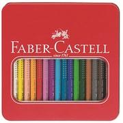 110916 Castell ジャンボグリップ色鉛筆 ギフトボックス 16色セット