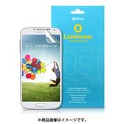 Luminous-O 指紋防止保護フィルム [GALAXY S4]