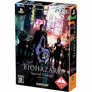 BIOHAZARD 6 Special Package [PS3ソフト]