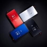 ADL-X1/BLUE [24bit/192kHz対応USB DAC搭載ヘッドホンアンプ ハイレゾ音源対応]