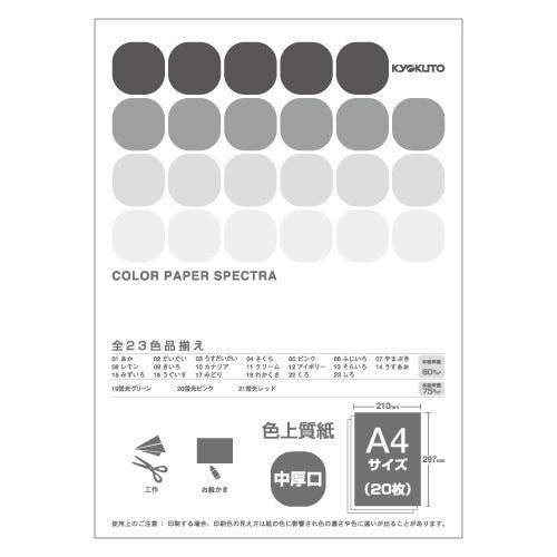 CPC22 [カラーペーパースペクトラ くろ]