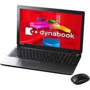 PT55337JBMBD [dynabook T553/37JBD 15.6型ワイド液晶/HDD 750GB/Blu-rayDiscドライブ/プレシャスブラック ヨドバシカメラオリジナル]