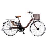 BE-ENDU432T [電動アシスト自転車(24型)ECONAVI(エコナビ)搭載 ビビ・ライト・U チョコブラウン]