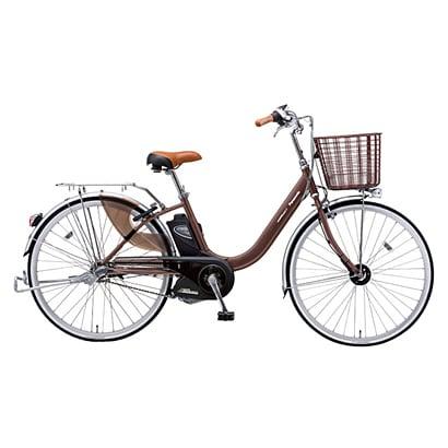 BE-ENDU632T [電動アシスト自転車(26型)ECONAVI(エコナビ)搭載 ビビ・ライト・U チョコブラウン]