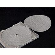 KE03-10 [CD/DVD/BD用静電気減衰シート(10枚入)]