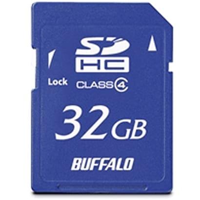 RSDC-S32GC4B [SDHCカード 32GB CLASS4]