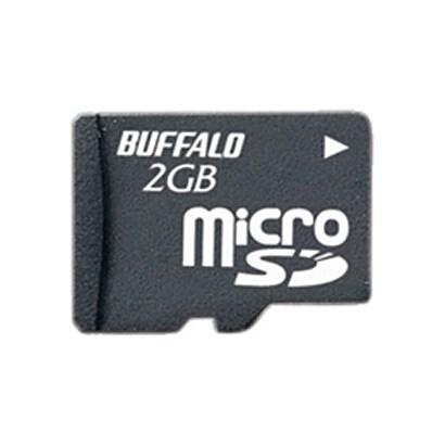 RMSD-BS2GB [microSDカード 2GB 防水仕様]