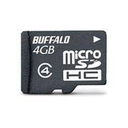 RMSD-BS4GB [microSDHCカード 4GB CLASS4 防水仕様]