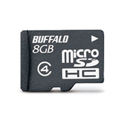 RMSD-BS8GB [microSDHCカード 8GB CLASS4 防水仕様]
