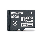 RMSD-BS16GB [microSDHCカード 16GB CLASS4 防水仕様]