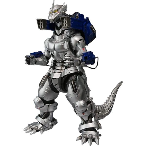 S.H.MonsterArts(モンスターアーツ) MFS-3 3式機龍 [フィギュア]
