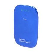 URoad-Aero Blue [WiMAX Wi-Fi mobile router ブルー]