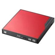 LBD-PMG6U3VRD [USB3.0接続対応 ポータブルブルーレイディスクドライブ レッド]