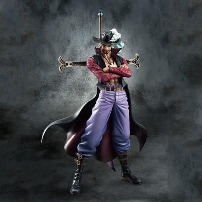 """""""鷹の目""""ジュラキュール・ミホーク Ver.2 [ワンピース 彩色済み完成品 Portrait.Of.Pirates ワンピースシリーズNEO-DX]"""