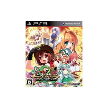 三極姫2 皇旗咆哮・覚醒めし大牙 (限定版) [PS3ソフト]