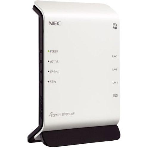 PA-WF800HP [AtermWF800HP IEEE802.11ac/a/b/g/n対応 無線LANルーター]