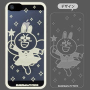 フラッシュフィルムiPhone5LINE コニー 妖精