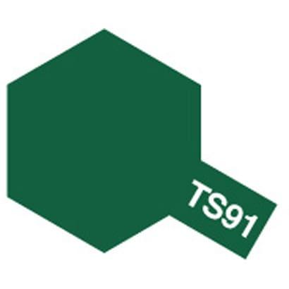 85091 [タミヤカラースプレー TS-91 濃緑色 陸上自衛隊]