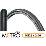 200-67004 [26-200-M119-METRO-KK タイヤ ブラック 26×2.00]