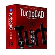 TurboCAD v19 Professional 日本語版 [Windows]