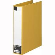12504 [パイプ式保存ファイル パイプ式保存ファイル K-853 クラフト A4判S型]