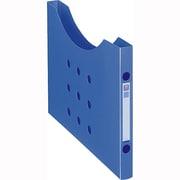11761 [ボックスファイル<noile> ボックスファイル ノイル BF-12n ブルー A4判横型(スリムタイプ) ]