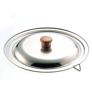 YH9498 [ステンレス雪平鍋 兼用蓋 18・20cm用]