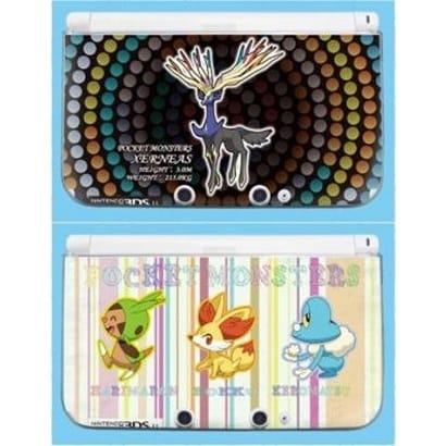 着せかえハードカバー for 3DS LL ゼルネアス・旅立ちの3匹 [3DS LL用]