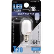 LDT1N-H-E12 11 [LED電球 E12口金 昼白色 20mm径]
