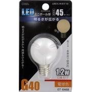 LDG1L-H-E17 13 [LED電球 E17口金 電球色 45lm]