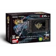 モンスターハンター4 スペシャルパック ゴア・マガラブラック [ニンテンドー3DS LL 本体同梱版]