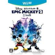 ディズニー エピックミッキー2:二つの力 [Wii Uソフト]