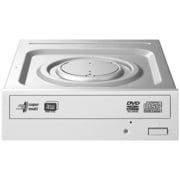 DVR-SA24ET [24倍速書き込み対応 内蔵型DVDドライブ SATA接続 ホワイト]