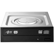 DVR-SA24ETK [24倍速書き込み対応 内蔵型DVDドライブ SATA接続 ブラック]