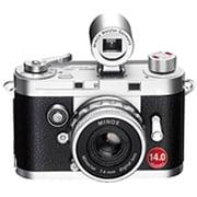 MINOX DCC 14.0 silver [ミニチュアデジタルカメラ シルバー]