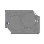 カードアクセサリコレクション GG18 Wカウンター スモーク