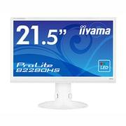 B2280HS-W1 [21.5型ワイド液晶ディスプレイ アナログ/デジタル接続 スピーカー搭載 ピュアホワイト]