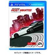 EA BEST HITS ニード・フォー・スピード モスト・ウォンテッド [PS Vitaソフト]