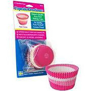 カップケーキ スワイル ピンク スタンダード32P