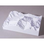 1/50000 精密山岳模型 やまなみ 北アルプスシリーズ No.01上高地 霞沢岳