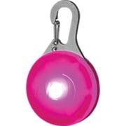SLG12-06-02 [スポットリットプラスチック LED:ピンク]