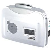 CA-01 [カセットテーププレーヤー CASSETTE TO USB DIRECT MP3 CONVERTER ホワイト]