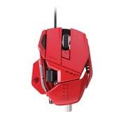 MC-R7-RD [ラット7 マウス レッド]