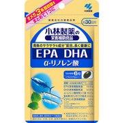 EPA DHA α-リノレン酸 180粒入り 約30日分 [小林製薬の栄養補助食品]
