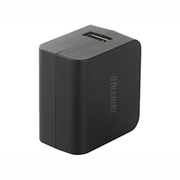 BSMPBAC01SBK [USB充電器1ポート2Aスマートフォン用ブラック]
