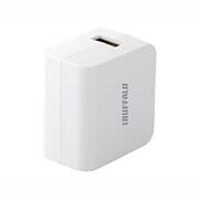 BSMPBAC01SWH [USB充電器1ポート2Aスマートフォン用ホワイト]