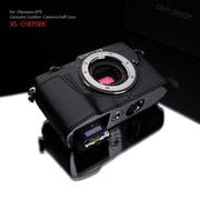 XS-CHEP5BK ブラック [オリンパスE-P5専用カメラハーフケース ブラック]