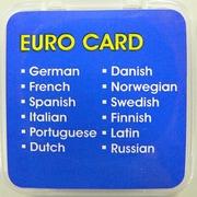 GLC-EU12 [ユーロ言語カード(12言語)]