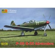 92136 [1/72 P-39Q-25 エアロコブラ]