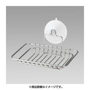 BB084 [ステン石けん皿(吸盤)]